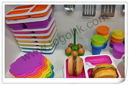 silicone tableware supplier