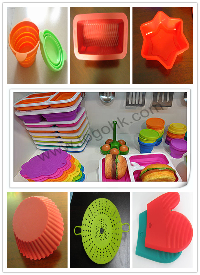 silicone dinnerware suppliers
