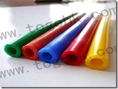 Yellow Silicone Rod