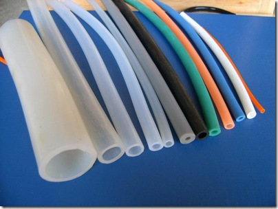 Platinum Cured Silicone Tube