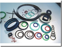 NBR/EPDM/SILICONE/RUBBER O-Rings/Gasket