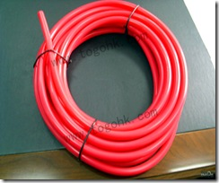 Excellent Elasticity Silicone Tube