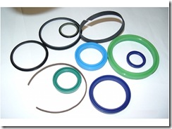 High Pressure Silicone O-ring