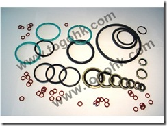 Silicone Sealing Rings Manufacturer