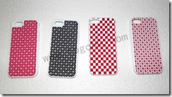 Silicone case for iPhone 5 cell phone case