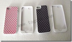 Multi-color Iphone 5 Silicone Case