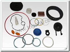 Colored Silicone Rubber o-rings