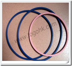 Silicone Sealing Rings Supplier