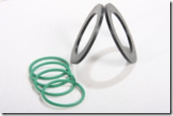 Silicone Rubber U/V Seals