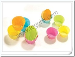 Colorful Silicone kitchen tools