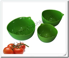 Silicone Rubber Bowl