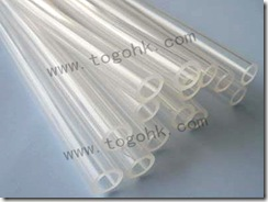 Permanent Deformation Silicone Tube