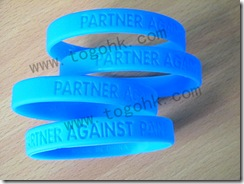 Special Silicone Bracelet Product