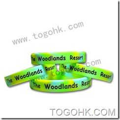 Promotional newly-designed Silicone Bracelet Supplier