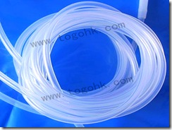Platinum Cured Silicone Tube Product