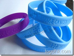 Custom Silicone Bracelet Supplier
