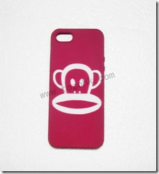 Silicone iphone5 Case