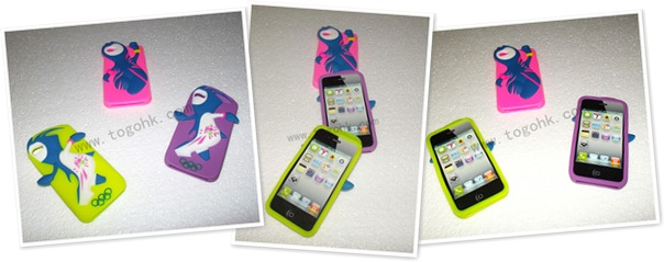 查看 London Olympic Silicone Case