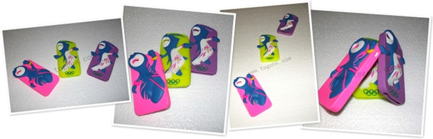 查看 London Olympic Silicone Case 2