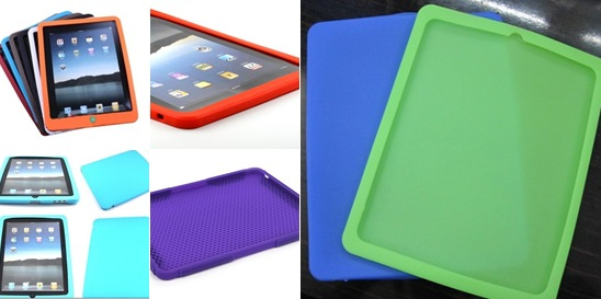 查看 Silicone Case for Ipad