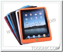 Tablet PC silicone case4