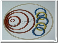 Red Silicone Ring Gasket Manufacturer