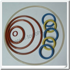 Silicone/Rubber O-ring Gaskets