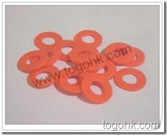 Silicone O-ring Gasket
