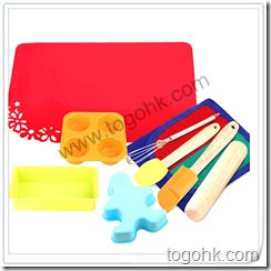 Silicone Dinnerware Product