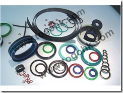 Silicone/NBR Gasket Product