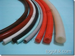 Extruded Silicone Rubber Tube