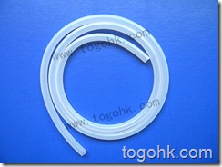 High Quality Clear Silicone Tube