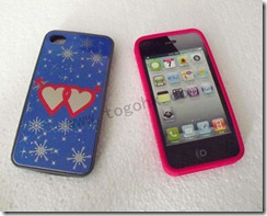 Silicon Case for iphone 4 4s
