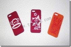 Injection Silicone Case