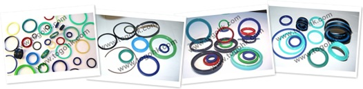 查看 Custom Silicone Ring Gaskets