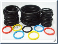 Food Grade Silicone o-Ring Sealing