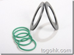 Silicone o-ring gasket supplier
