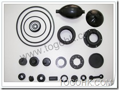 Silicone o-ring sealing product
