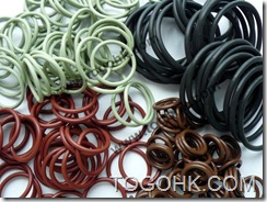 Transparent Silicone Flat Rubber Gaskets