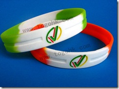 Orderd Special Silicone Bracelet