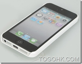 PC/ABS/Silicon iPhone 5 Case