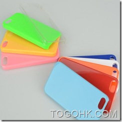 PC/ABS iPhone 5 Cover
