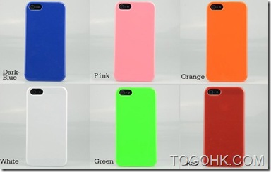 PC/ABS iPhone Case