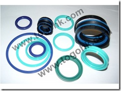 NBR Nitrile Silicone Rubber O-ring