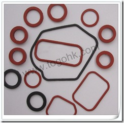 Silicone Ring Gasket
