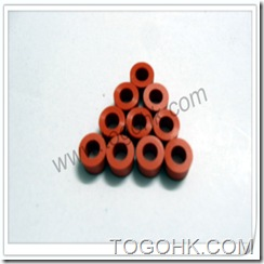 Red Silicone Rings Gasket