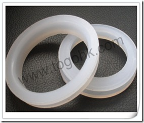 Rubber O-ring Sealing