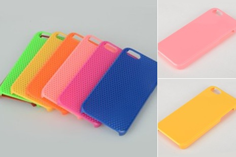 查看 PC ABS Silicon iPhone 5 Case