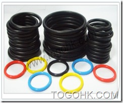 Silicone/Rubber O-ring Gaskets Supplier