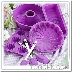 Silicone Kitchen Tools and Utensils